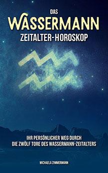 Buch das Wassermann Zeitalter-Horoskop